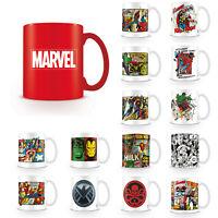 Marvel Mug Avengers Endgame Captain America Hulk Spiderman Thor Iron Man Batman