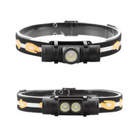 Waterproof USB XM L2/T6 LED Headlamp Flashlight BikeLight 18650 Rechargeable IJU