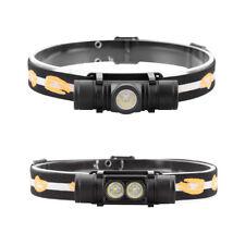 Waterproof USB XM L2/T6 LED Headlamp Flashlight BikeLight 18650 Rechargeable~QA