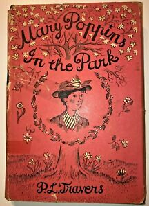 Mary Poppins In the Park by P.L. Cravers, Mary Shepard, Harcourt Brace & Co,1952