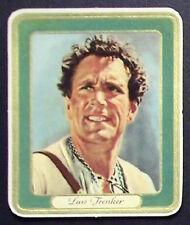 Luis Trenker 1937 Garbaty Passion Film Favorites Embossed Cigarette Card #80