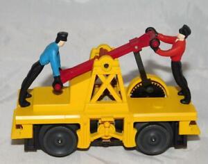 Lionel Trains 6-18457 Postwar Celebration #65 operating handcar motorized gandy