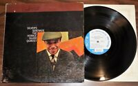 OG jazz lp HORACE SILVER QUINTET Silver's Serenade 1963 Blue Note Gelder Ear VG