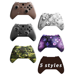 ABS Plastic Handle Housing Cover Shell Buttons Kits for XBOX ONE S Controller