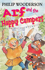 Arf and the Happy Campers (Black Cats), New, Wooderson, Philip Book