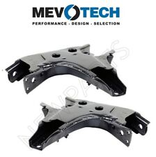 Pair Set of Front Lower Left & Right Control Arms Mevotech For Nissan Pathfinder