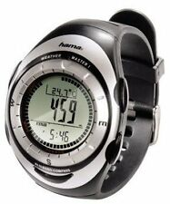 Hama Outdoor Waterproof Sports Watch With Altimeter/ Barometer/ Compass - NEW