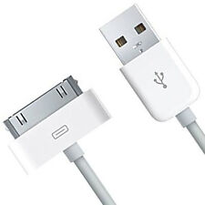 CHARGER CABLE FOR IPHONE 3 4 4S 3GS TOP QUALITY USB DATA SYNC IPOD