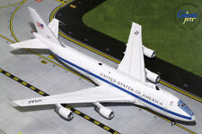 GEMINI 200 (G2AFO761) USAF E-4B FLYING COMMAND CENTER 1:200 SCALE DIECAST MODEL