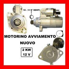 MOTORINO DI AVVIAMENTO NUOVO VW JETTA III 2.0 TDI 16V 2005 KW103 CV140 CBEA CJAA