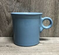 Fiesta Ware Periwinkle Blue Coffee Mug Ring Handle Homer Laughlin Cup USA