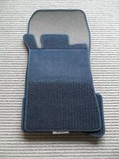 $$$ Rips Fußmatten passend für Mercedes Benz CLK W208 C208 A208 + BLAU + NEU $$$
