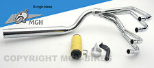 Marving Race Auspuff Exhaust Honda CB 350 Four 72-74 NEW