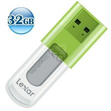 LEXAR S50 32GB 32G USB Flash Pen Key Thumb Jump Data Drive Disk Memory Stick
