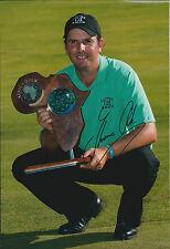 Thomas AIKEN SIGNED Golf Autograph 12x8 Photo AFTAL COA Authentic South African