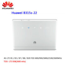 Unlocked Huawei B315 B315s-22 with Antenna 150Mbps 4G LTE CPE WIFI ROUTER Modem