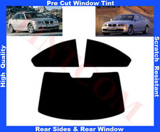 Pre-Cut Window Tint BMW 3 series E46 Coupe 99-05 Rear Window&Rear Sides AnyShade