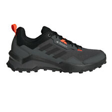 adidas Mens Terrex AX4 Walking Shoes Grey Sports Outdoors Breathable Lightweight