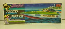 Vintage Idea Model Co SUPER SPEED BOAT Tiger Delta KIT EXTREMELY RARE