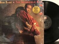 Rob Base ‎– The Incredible Base LP 1989 Profile Records ‎– PRO-1285 Rap VG+