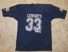 VINTAGE NFL DALLAS COWBOYS  CHAMPION FOOTBALL JERSEY ADULT SIZE XL