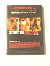 Amores Perros (Dvd, 2001) Free Shipping