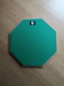 "12""  Drum practice pad (green)"
