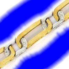 Markenlose Echtschmuck-Armbänder mit P1 Reinheit