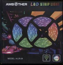 LED Multicolor Strip Lights Dreamcolor Changing Rope 32.8 ft 600 LED SMD 5050