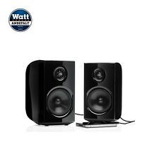PSB Alpha PS-1 Powered Speakers Computer Speakers Studio Monitors {PAIR}