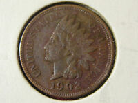 1902 INDIAN HEAD CENT Nice Detail