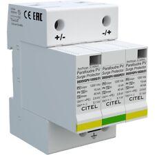 Citel ds50vgpv1000g/51 PV LIMITATORE DI SOVRATENSIONE TIPO 2 1000VDC remoto