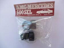 TAMIYA Pneus - Tires pour 1/24 24128 AMG-Mercedes 600SEL
