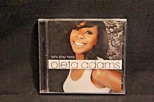 Let's Stay Here by Oleta Adams (CD, Apr-2009, Koch (USA))