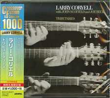 LARRY CORYELL-TRIBUTARIES-JAPAN CD B63