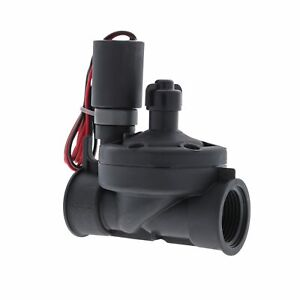 """Galcon 1"""" FPT Sprinkler Valve w/ DC Latching Solenoid DC Controllers"""