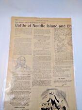 Newspaper Community News May 27 1975 Battle of Noddle Island