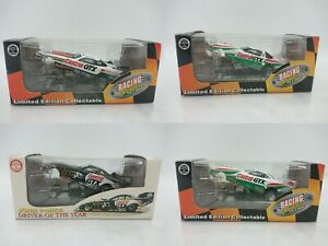 Action Racing Collectables 1/64 John Force Castrol Funny Cars Limited Edition