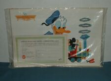 Vintage Rca Promotional Disney Placemats (4) - New - 1964