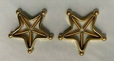 Sexy Non-Piercing Gold Star Adjustable Nipple Rings