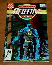Detective Comics (1st Series) #582 1988 VF- Duffy Breyfogle DC C0mics Batman