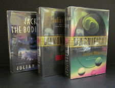 Galactic Milieu Trilogy - Julian May - First Editions Jack The Bodiless + 2 HCDJ