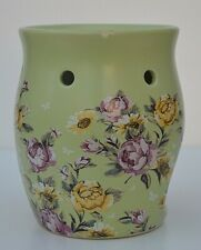 VINTAGE YANKEE CANDLE WARMER / BURNER - GOOD, CLEAN CONDITION - SLIGHT FLAW!