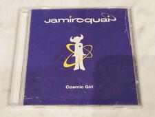 Jamiroquai - Cosmic Girl - CD - 1997 - SINGLE - 5 Tracks