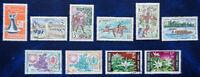 Polynésie Française, DOM-TOM, lot de timbres