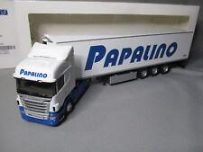 DV7735 ELIGOR 1/43 SCANIA SERIE R FRIGORIFIQUE TRANSPORTS PAPALINO 115037 RARE