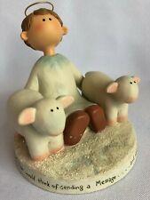 Lifesighs by Chris Shea Sending a Message Figurine