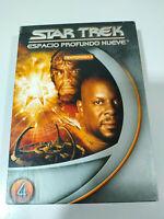 Star Trek Espacio Profundo Nueve Cuarta Temporada 4 - 7 x DVD