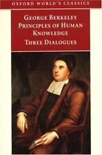 Principles of Human Knowledge and Three Dialogues (Oxford World's-ExLibrary