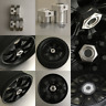 4 RC 17mm Hex Hub Adapters to 8mm Axle - FSEN